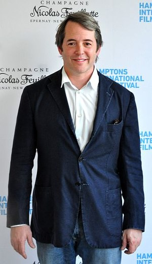 Matthew Broderick - Broderick at the 2011 Hamptons International Film Festival