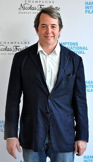Matthew Broderick - Broderick at the 2011 Hamptons International Film Festival