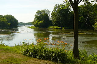 Maumee River river in the United States of America