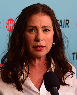 Maura Tierney - Tierney in May 2015