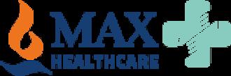 Max Healthcare - Image: Max healthcare