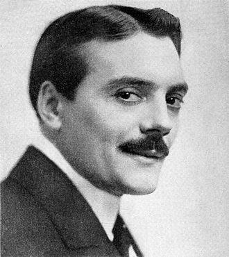 Max Linder - Linder circa 1917