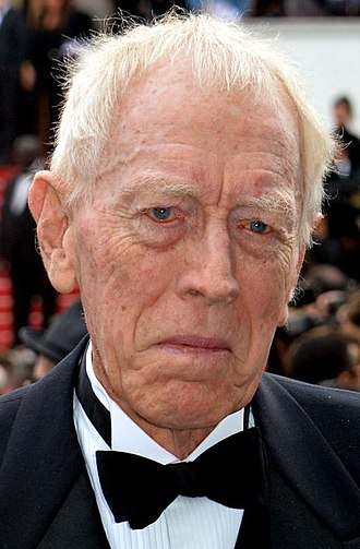 Max von Sydow - Max von Sydow at the 2016 Cannes International Film Festival