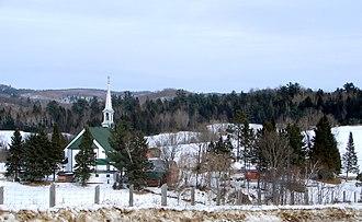 Mayo, Quebec - Image: Mayo QC