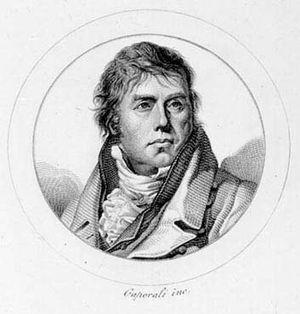 Gaetano Donizetti - Johann Simone Mayr, circa  1810