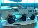 Mbombe-infanteriegevegsvoertuig, Waterkloof Lugmagbasis.jpg