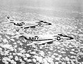 McDonnell F-3B Demons of VF-54 in flight, in 1963.jpg