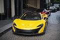 McLaren P1, Ferrari LaFerrari, and Bugatti Veyron (15789562681).jpg