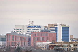 Buffalo Niagara Medical Campus - Image: Medical Campus