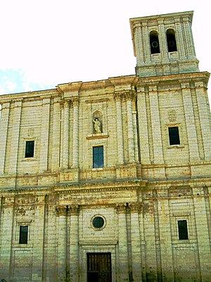 Medina de Rioseco - Image: Medina de Rioseco Santiago 22
