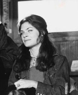Meg Foster in 1975
