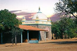 Meher Baba Samadhi2