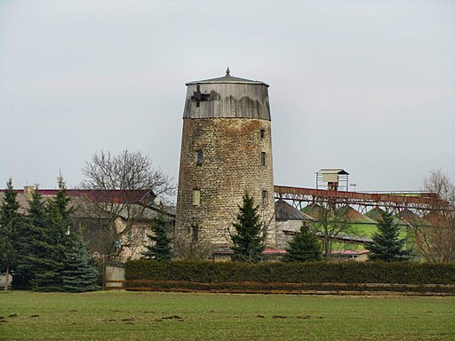 Meineweh, Windmühle