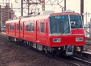 Meitetsu 5300 series - A Meitetsu 5300 series two-car train