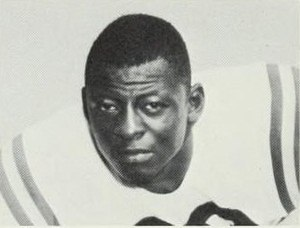 Mel Farr - Farr from 1965 UCLA yearbook