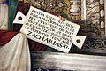 Melozzo da forlì, angeli coi simboli della passione e profeti, 1477 ca., profeta zaccaria 03 tabella.jpg