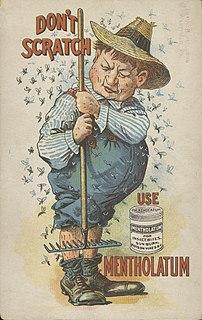 Mentholatum American maker of non-prescription health care products