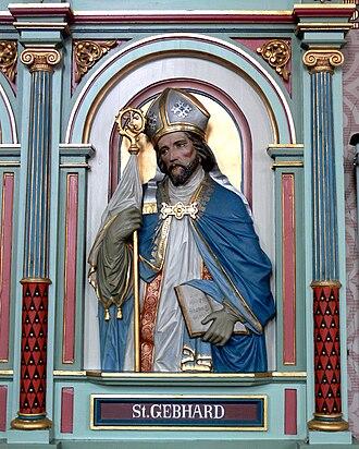 Gebhard of Constance - St. Gebhard