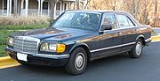 Gray-market Mercedes-Benz 500 SE