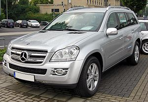 Mercedes-Benz GL-Класс (X164)