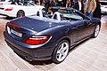 Mercedes SLK 200 - Mondial de l'Automobile de Paris 2014 - 005.jpg