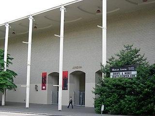 Mercer Arena Demolished entertainment venue in Seattle, Washington