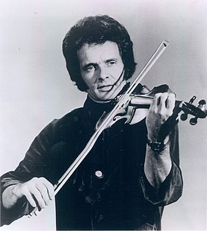 Merle Haggard - Haggard depicted on a publicity portrait for Capitol Records (1975, age 38)