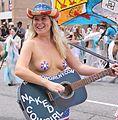 Mermaid Parade 2011 Nekkid Cowgirl.jpg