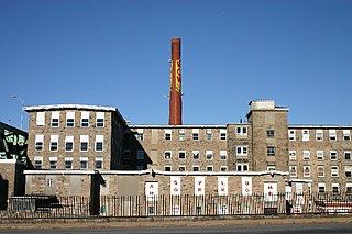 American Printing Co. and Metacomet Mill United States historic place