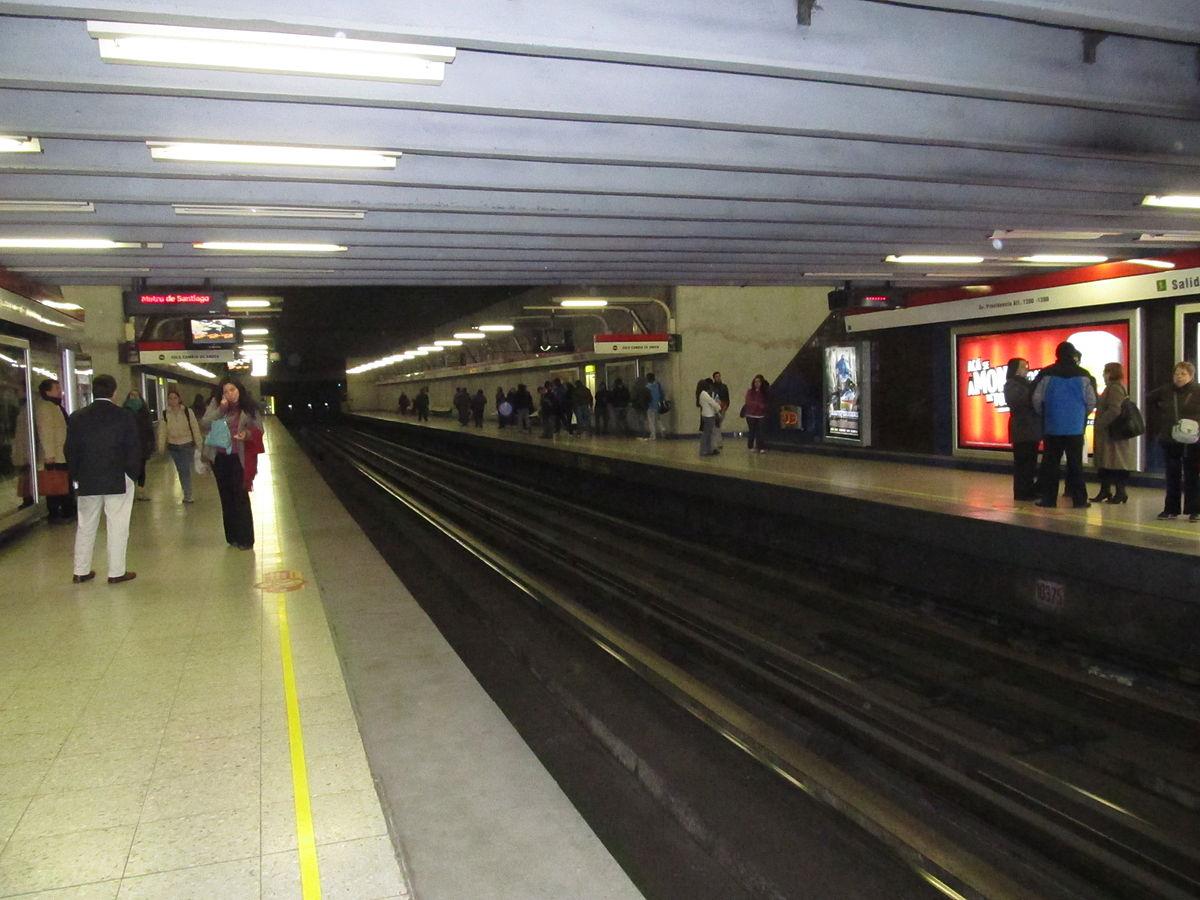 Manuel Montt (estación) - Wikipedia, la enciclopedia libre