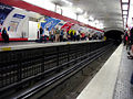 Metro Paris - Ligne 4 - station Chatelet 03.jpg