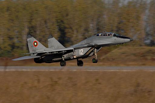 MiG-29 Graf Ignatievo 2