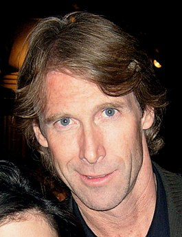 Michael Bay in 2008