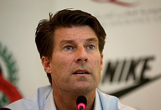 Michael Laudrup Danish association football player