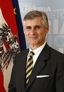 Michael Linhart Austrian diplomat and politician