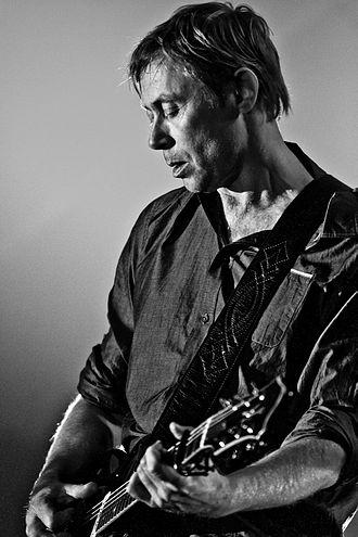 Mick Turner - Image: Mick Turner of the Dirty Three