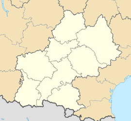 Saint-Quentin-la-Tour is located in Midi-Pyrénées