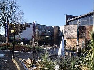 Mac (Birmingham) - Image: Midlands Art Centre Cannon Hill Park