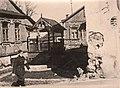 Miensk, Małaja Bernardynskaja. Менск, Малая Бэрнардынская (1943-44).jpg