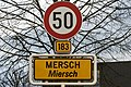 Miersch, rue de la Gare, City-limit-102.jpg