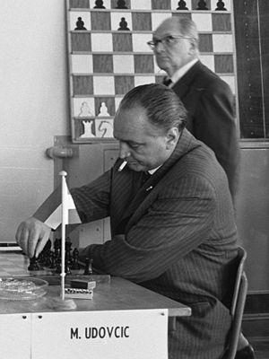 Mijo Udovčić - Mijo Udovčić, Amsterdam 1963