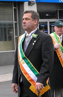 Mike Spano in Yonkers Parade 2012.jpg