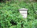 Milepost, Heytesbury - geograph.org.uk - 1479059.jpg
