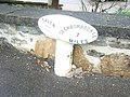 Milepost at Salen - geograph.org.uk - 412626.jpg