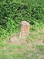 Milestone near Malmesbury - geograph.org.uk - 1384158.jpg