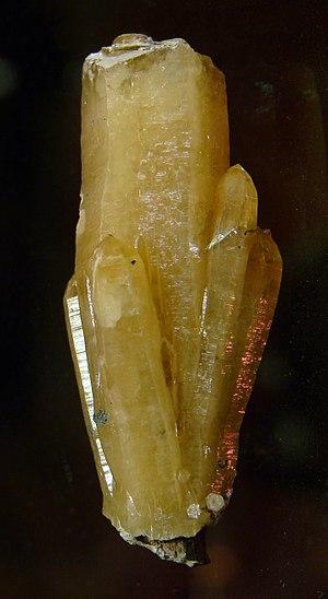 Mimetite - Mimetite from Namibia