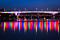 Minneapolis I-35W Bridge • Rainbow Colors • Twin Cities Pride 5868830924 o.jpg