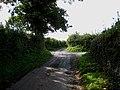 Minor crossroads near Upperfield Farm - geograph.org.uk - 992182.jpg