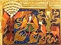 Mir Haydar - Mira'j-nameh - The prophet meet a multi-face angle.jpg