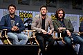 Misha Collins, Jensen Ackles & Jared Padalecki (36082093072).jpg